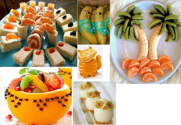 Feliz cumplea os saludable bocaditos torta y cajita - Comidas para hacer en un cumpleanos ...