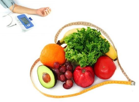Alimentación para personas que sufren de Hipertensión