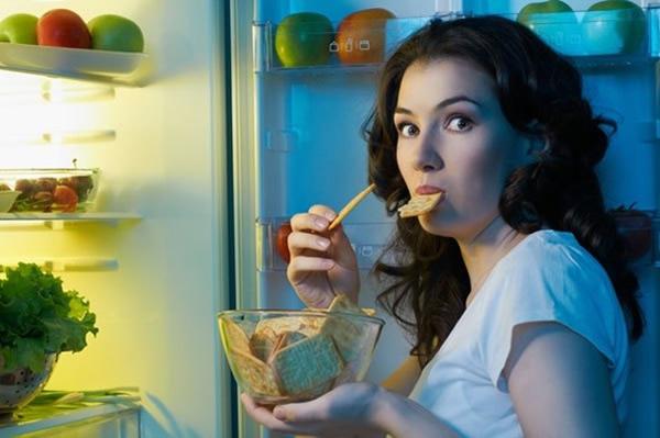 Alimentos que No y Si debes comer de noche