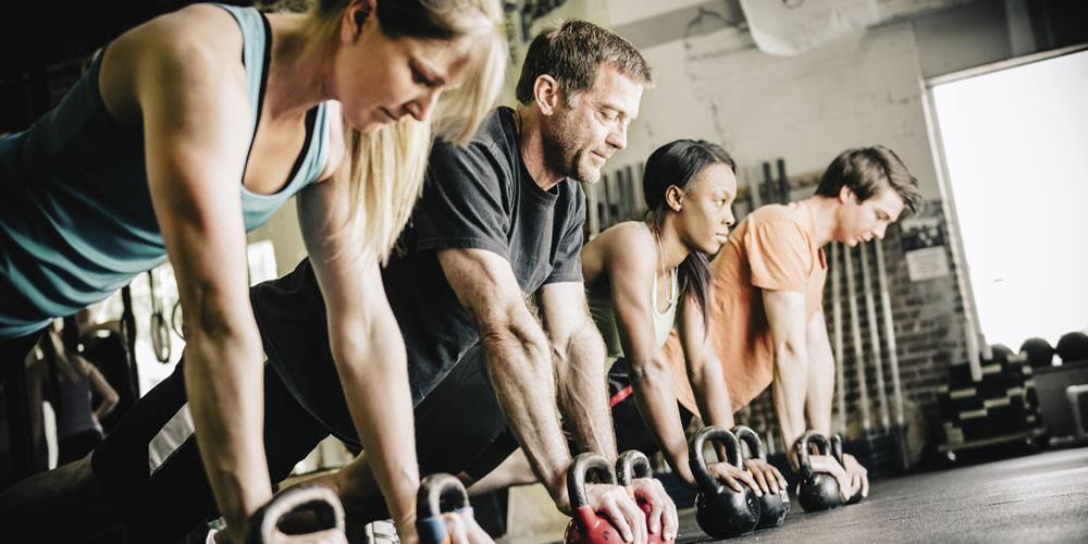 CrossFit para Bajar de Peso