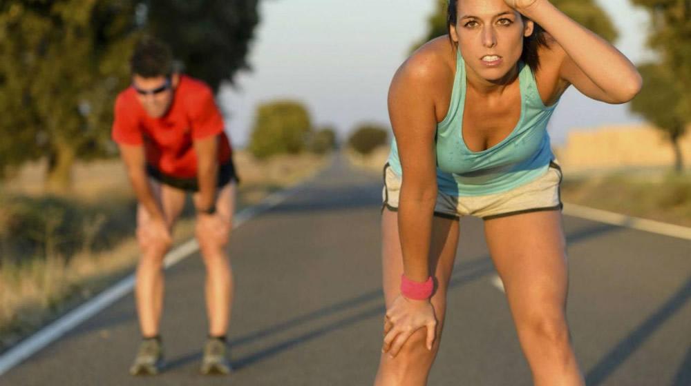 Alimentación para recuperarse de ejercicios intensos