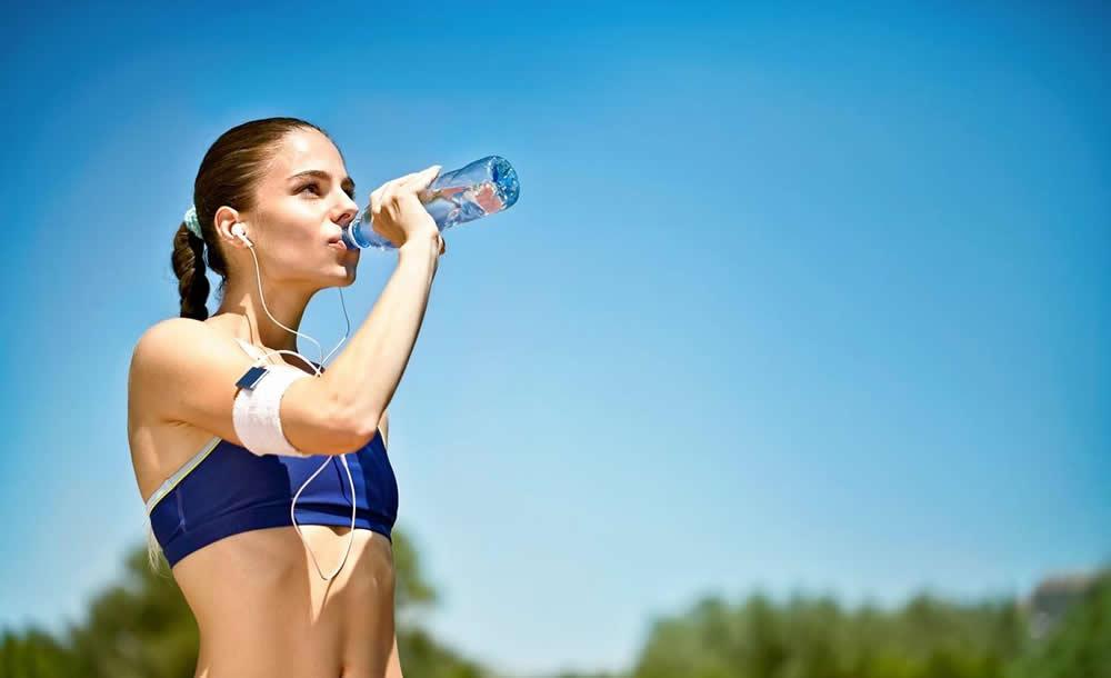 Hidratación y Deporte