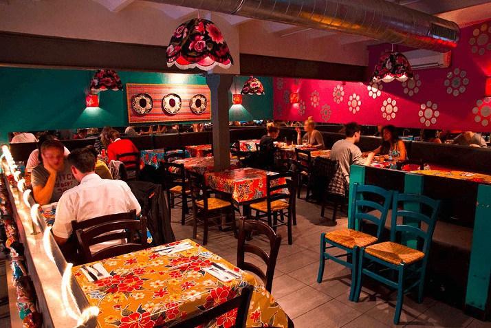 Escoger opciones saludables en restaurantes