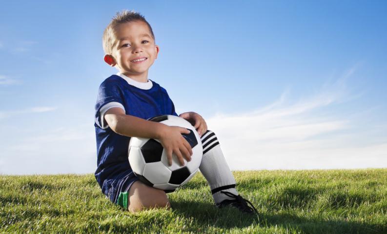 comida sana para niños deportistas